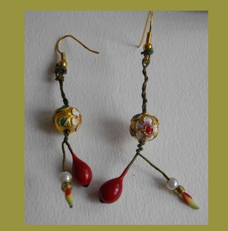 "boucles ""baies et or"""