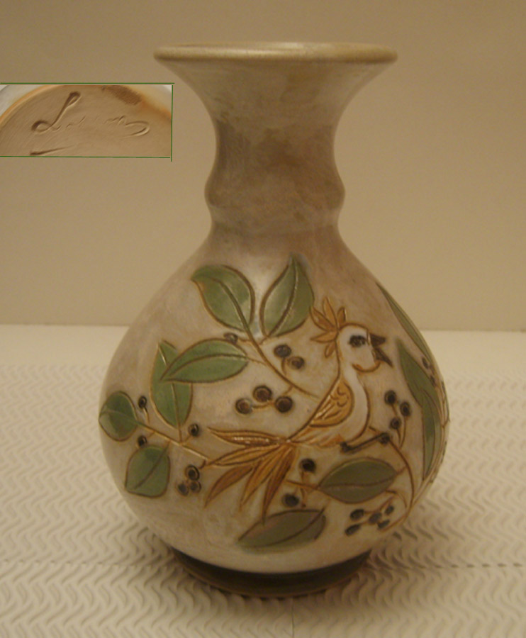 vase de Losson, poterie